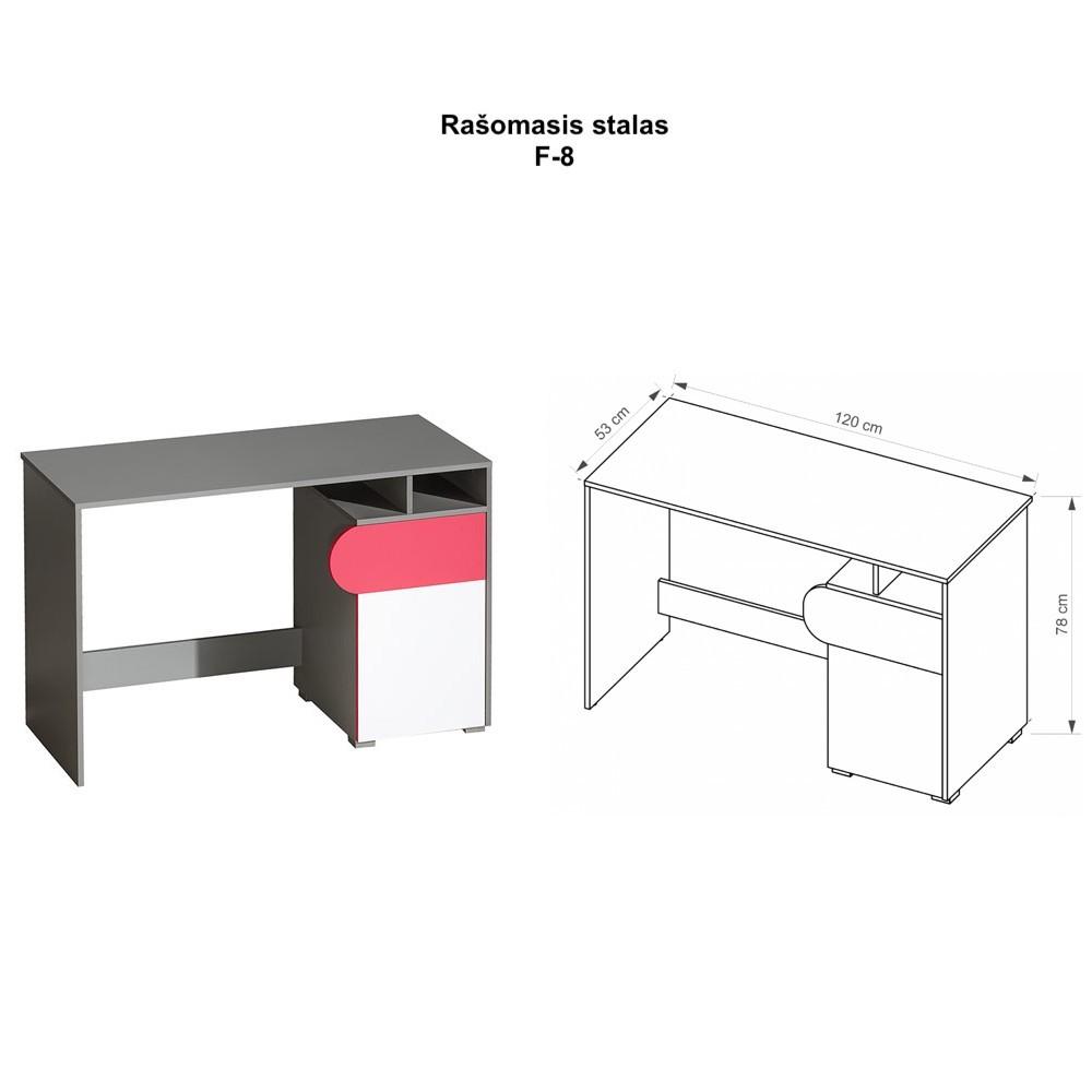 komercinės paslapties baldų restauravimo sistema 8 dalių komplektas)