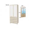 MELISA miegamojo kambario baldų sistema