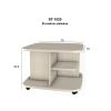 KAMELIJA svetainės baldų sistema (Spintos, komodos, lentynos, spintelės)