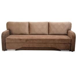 LUKNĖ sofa, sofa- lova, su patalynės dėže