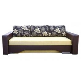 REMIGIJA sofa, sofa- lova, miegama su patalynės dėže