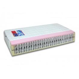 NOVA aukštas miegamas  miegamojo čiužinys, dviejų Pocket spyruoklių sistemų pagrindu
