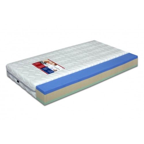 AGORA viskoelastinis , putų poliuretano čiužinys miegamojo lovai