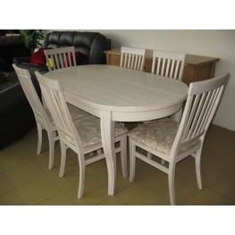 VILNIS valgomojo komplektas , kėdė, stalas