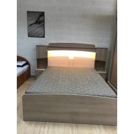 RUNS lova, miegama su patalynės dėže