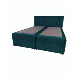 LOVFORTAS lova, miegama , patalynės dėžė, minkšta