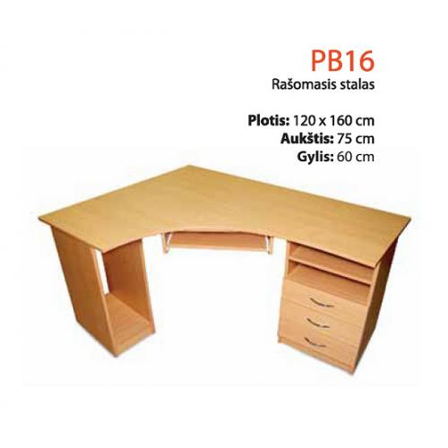 Rašomasis stalas PB-16