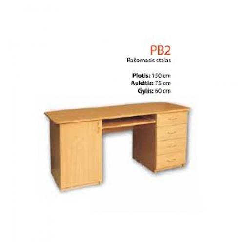 Rašomasis stalas PB-2