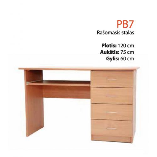 Rašomasis stalas PB-7