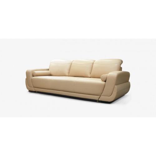 ATLANTIC trivietė svetainės minkšta miegama sofa- lova - Magrės baldai
