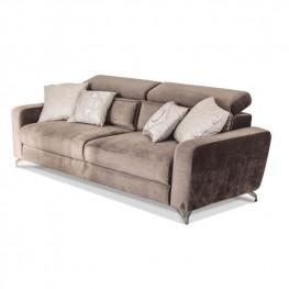 DELUX svetainės kambario minkšta dvivietė sofa , Magrės baldai