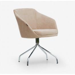 ALNA fotelis, argonomiškas patogus , minkštas, Magrės baldai