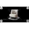 LORD fotelis, argonomiškas patogus , minkštas, Magrės baldai