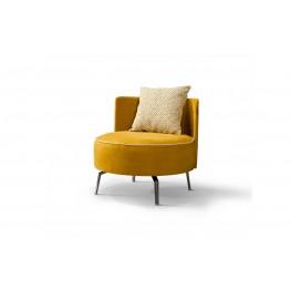 SAULĖ fotelis, argonomiškas patogus , minkštas, Magrės baldai