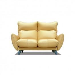 GRETA svetainės kambario nemiegama minkšta dvivietė sofa , Magrės baldai