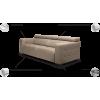 GRAND minkštas svetainės kambario miegamas kampas, Magrės baldai