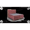 FORTŪNA lova, su plokštės apdaila, miegama minkšta miegamojo lova su čiužiniu , Magrės