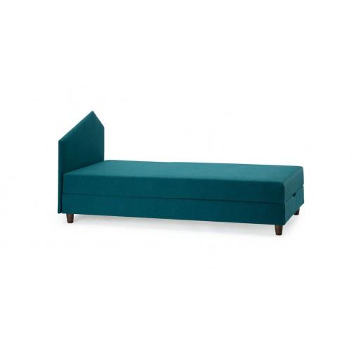BLUES kušetė 900 miegama minkšta, Magrės baldai