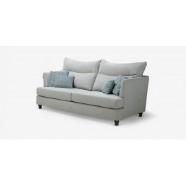 LUKA trivietė  svetainės kambario minkšta miegama sofa, Magrės baldai