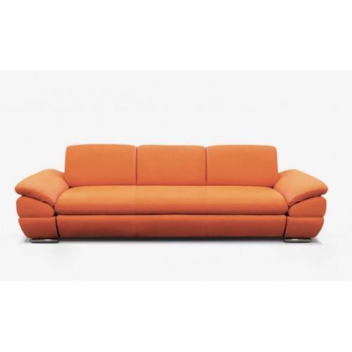 MAGRĖ 33 sofa, trivietė minkšta miegama sofa- lova, svetainės kambario, Magrės baldai