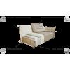 RUBIN trivietė svetainės kambario minkšta miegama sofa- lova, Magrės baldai