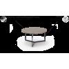 LUNA stalas svetainės, prieškambario , miegamojo kambario , Magrės baldai