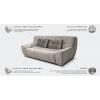 Dvivietė sofa VIP