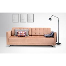 TITAN sofa, trivietė miegama sofa- lova, svetainės kambariui, Magrės baldai