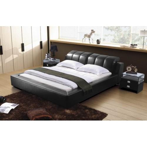 GENUJA lova, miegama , patalynės dėžė, mikšta