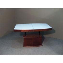 ART 308SB Medinis išlankstomas svetainės stalas transformeris