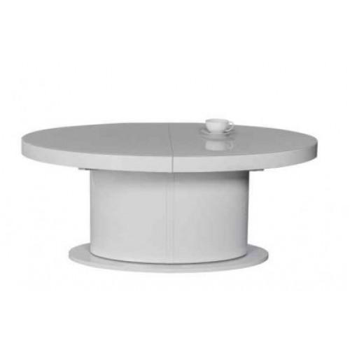 ART 313SB Medinis išlankstomas svetainės stalas transformeris