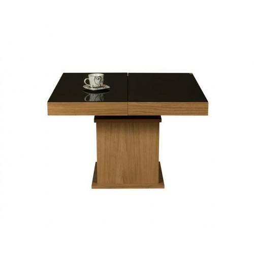 ART 322SJ Medinis išlankstomas svetainės stalas transformeris