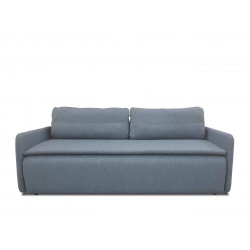 Elsa sofa, lova, miegama, patalynės dėžė, minkšta